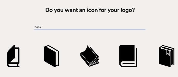 选择你的Logo 是否要有Icon 图示 第6张