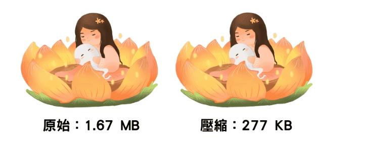 FonePaw 线上免费图片压缩服务– JPG/PNG 优化神器,压缩比高达90% 且不失真的图片 第3张